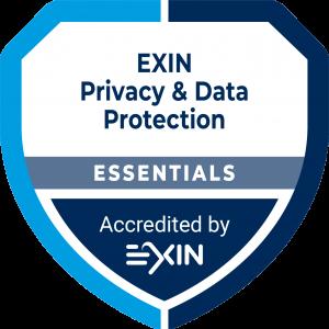 Accreditation Logo Own_PDPE_EXIN_AccreditationBadge_ModuleEssentials_P&DP